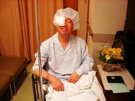 第2回手術後